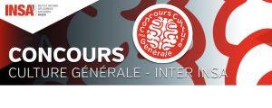 Concours de Culture Générale Inter-INSA